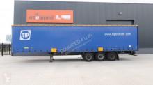 semirremolque Krone BPW, rongpotten, NL-trailer, APK: 30/04/2020