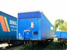 trailer met huifzeil Schmitz Cargobull