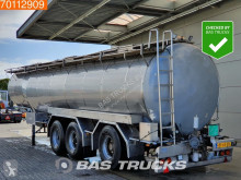 Vocol Stainless steel + Pump 35.000 Ltr / 1 / RVS INOX semi-trailer