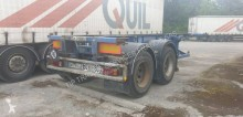Asca Chassis 20 pieds semi-trailer
