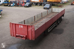 semi reboque LAG Open trailer with side wall / BPW eco plus