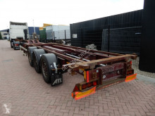 Renders RSCC 12.27 / Extendable / MB Disc / Lift axle semi-trailer