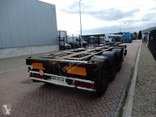 Broshuis MFCC / 2x Extendable / MB Disc / Lift axle semi-trailer