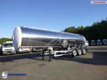 naczepa Magyar Food tank inox 30 m3 / 1 comp