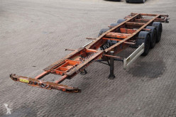 trailer Krone Container chassis 45ft. / 40ft. / Gooseneck