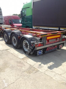 Renders Non spécifié semi-trailer