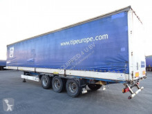 trailer Krone Bordwandsider, BPW, Rungtasschen