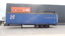 trailer Krone BPW, 2.75m int. height, APK: 11/2019, 85% tyres