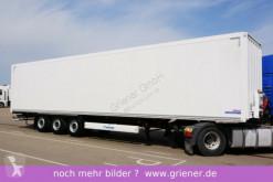 Krone SD 27/ ISOLIERTER KOFFER DOPPELSTOCK ZURRLEIST semi-trailer