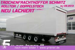 semirimorchio Schmitz Cargobull SKO 24/ ROLLTOR / DOPPELSTOCK / NEU LACKIERT 5 x