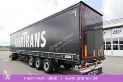 semi remorque Schmitz Cargobull SCS 24 / RUNGENTASCHEN / LASI /ANTI RUTSCH BODEN