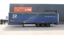 trailer Krone BPW, APK: 08/2020, 80% tyres, intern: 2.75m