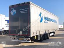 trailer Krone Curtainsider Mega