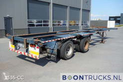 semi remorque DAF CW 20-32 *STEEL SUSPENSION* 20-40ft