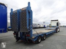 Castera Porte-engin 2 essieux semi-trailer