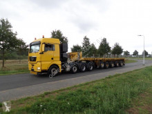 ES-GE flatbed semi-trailer