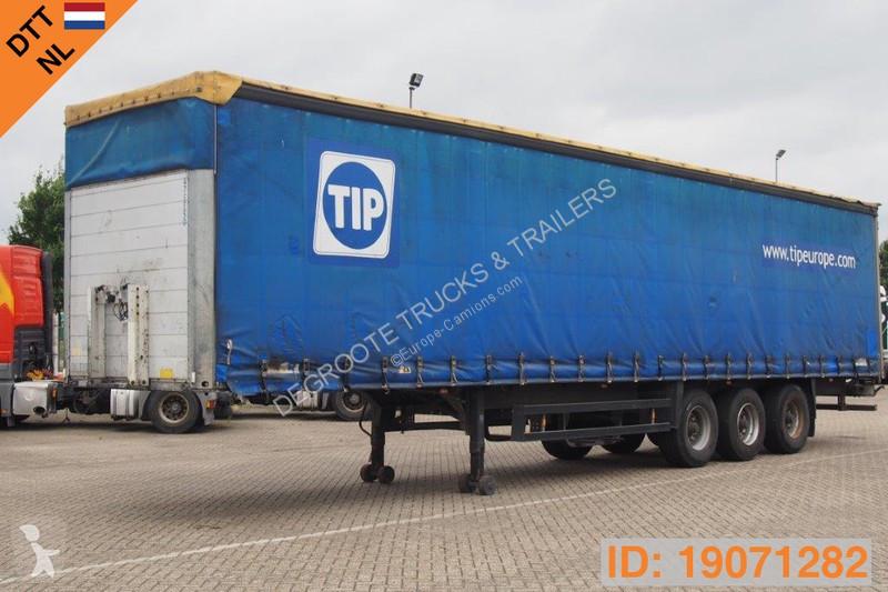 Voir les photos Semi remorque Schmitz Cargobull Tautliner