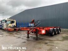 Desot container semi-trailer