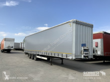 semiremorca Krone Curtainsider Mega Side door both sides