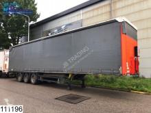 trailer Schmitz Cargobull Tautliner Roof adjustable in height, Disc brakes