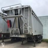 naczepa wywrotka do transportu zbóż Stas