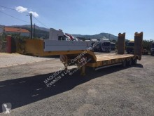 Robuste Kaiser heavy equipment transport semi-trailer