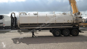 Burg chemical tanker semi-trailer