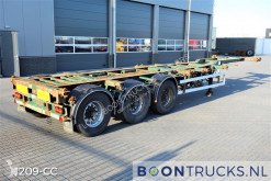 semi reboque HFR 20-30-40-45ft HC *EXTENDABLE REAR *