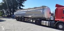 used chemical tanker semi-trailer