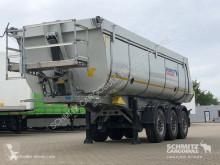 semirimorchio Schmitz Cargobull Kipper Stahlrundmulde 27m³
