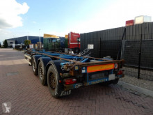 semi remorque Van Hool Chassis / Extendable on the back / MB disc
