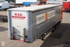 semi remorque Groenewegen Curtainside / Sliding roof BPW eco / Drum Brakes / MOT: 28-02-2020