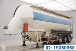 Feldbinder Cement bulk semi-trailer