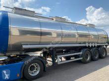 Schrader Chemietankauflieger semi-trailer