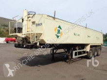 Wilcox tipper semi-trailer