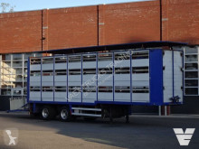 semi remorque Floor 3 Stock Livestock trailer