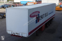 Van Hool Box Trailer / BPW / Drum / Axle lift semi-trailer