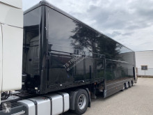 semirimorchio Burg RACE- MOTORTRAILER - 2 FLOORS - DOPPELSTOCK - NL TRAILER