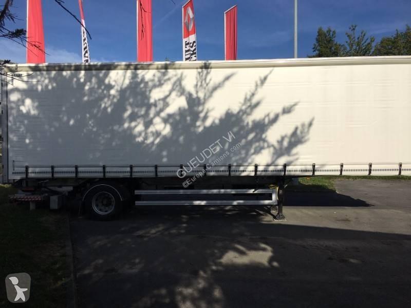 Voir les photos Semi remorque Fruehauf CITY simple essieu directionnel