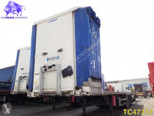 Schmitz Cargobull OPEN BOX Flatbed semi-trailer
