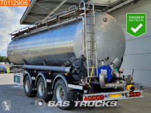 Vocol 37.000 Ltr / 1 / Pumpe Stainless steel semi-trailer
