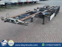 naczepa Schmitz Cargobull MULTI - HIGH CUBE