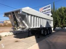 FM5 SBC-27 Aluminio - Aridos semi-trailer