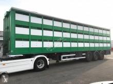Lecitrailer livestock semi-trailer