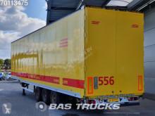 návěs Talson F1227 BPW Mega Liftachse Confectie-Kleider