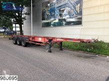 naczepa Asca Chassis 20 / 30 / 40 FT container chassis , Twislocks