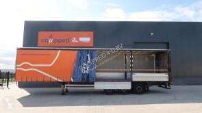 návěs Pacton schijfremmen, alu zijborden (65cm), hardhouten vloer, NL-trailer + APK, extra steunpoten