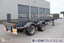 Netam H-F2W-40-3-CL.1 *STEEL SUSPENSION* 20-40ft semi-trailer
