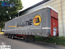 semi remorque Trailor Tautliner Mega, Jumbo, Roof adjustable in height