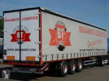 Van Hool SCHUIFZEIL 2X 40CM VERBREEDBAAR / APK! semi-trailer